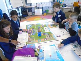 Visit from Winchester University in MacArthur Class (January 19th 2017) 6