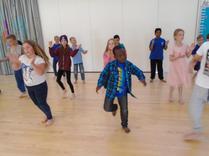 MacArthur - PE Dance Performance 7