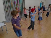 MacArthur - PE Dance Performance 4
