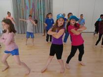 MacArthur - PE Dance Performance 2