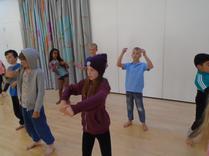 MacArthur - PE Dance Performance 1