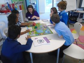 Visit from Winchester University in MacArthur Class (January 19th 2017) 7