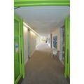 Along the Corridor!