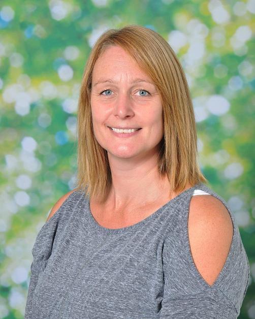 Mrs Mitchell   HLTA
