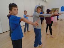 MacArthur - PE Dance Performance 5