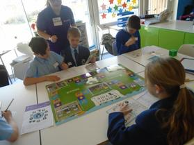 Visit from Winchester University in MacArthur Class (January 19th 2017) 8