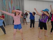 MacArthur - PE Dance Performance 6
