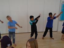 MacArthur - PE Dance Performance 3
