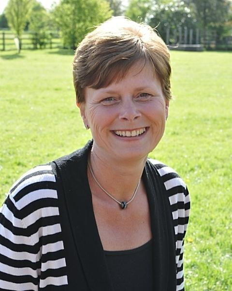 Mrs Davina Harwood - LSA