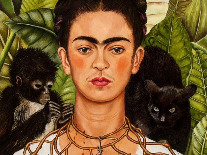 Frida Kahlo- Surrealism