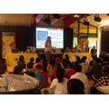 Kate Redhead: Regional Mentor for PSTT