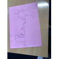 We designed our own maze