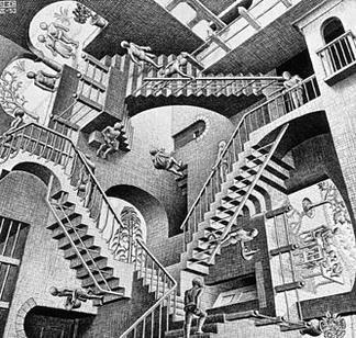 Escher- Surrealism