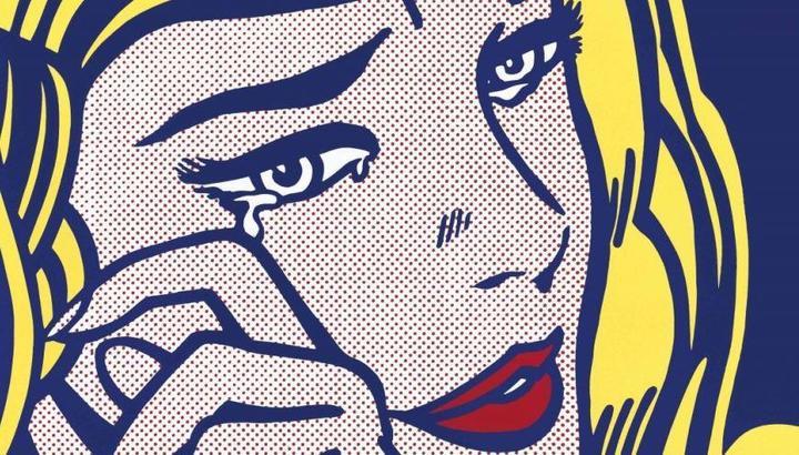 Lichtenstein- Pop Art