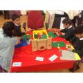 We built castles!