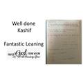Great work Kashif