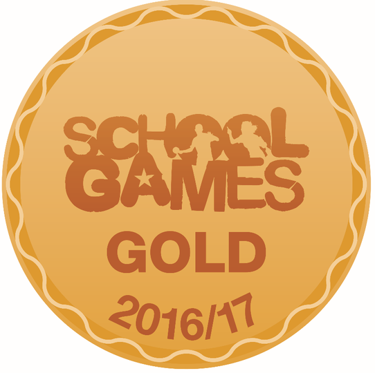 We have successfully gained the Gold Award