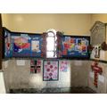 Church Remembrance Display