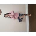 K.Y 6A Yoga Pose 5
