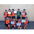 Greet Mini League Runners Up