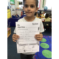 We created our own algorithms for our friends to follow.
