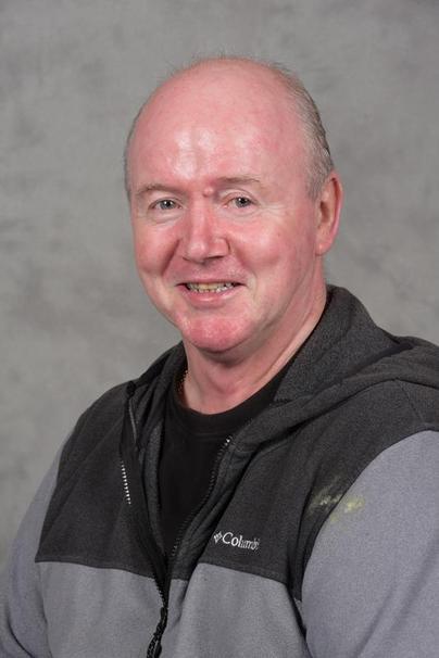 Mr Proctor  Site Manager