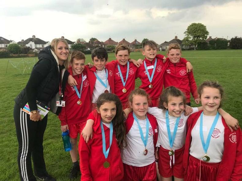 Year 6 Quad Kids Winners