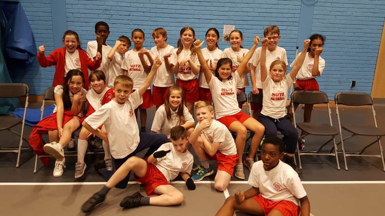 Years 5 and 6 Athletics Team