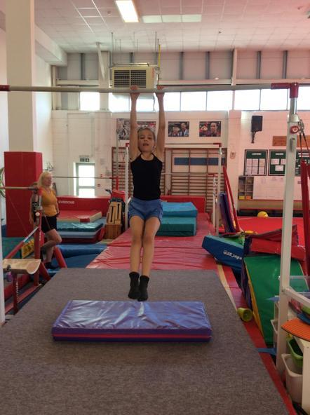 Trip to Wickers Gymnastics Club