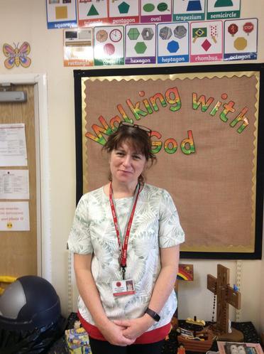 Mrs Holdsworth