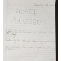Fronted adverbials by Emma