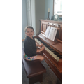 A wonderful pianist!