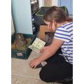 My bunny enjoys listening to stories
