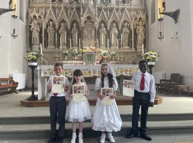 Holy Communion July 2021