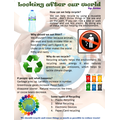 Recycling Poster by Arwa