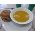 Homemade Soup & Roll