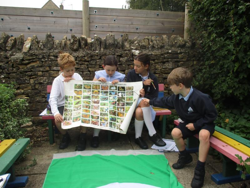 Eco Meeting in the garden
