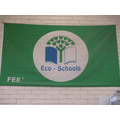 We are proud to fly our Eco Schools Green Flag