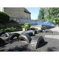 The tyre park