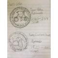 Kanya Coin design