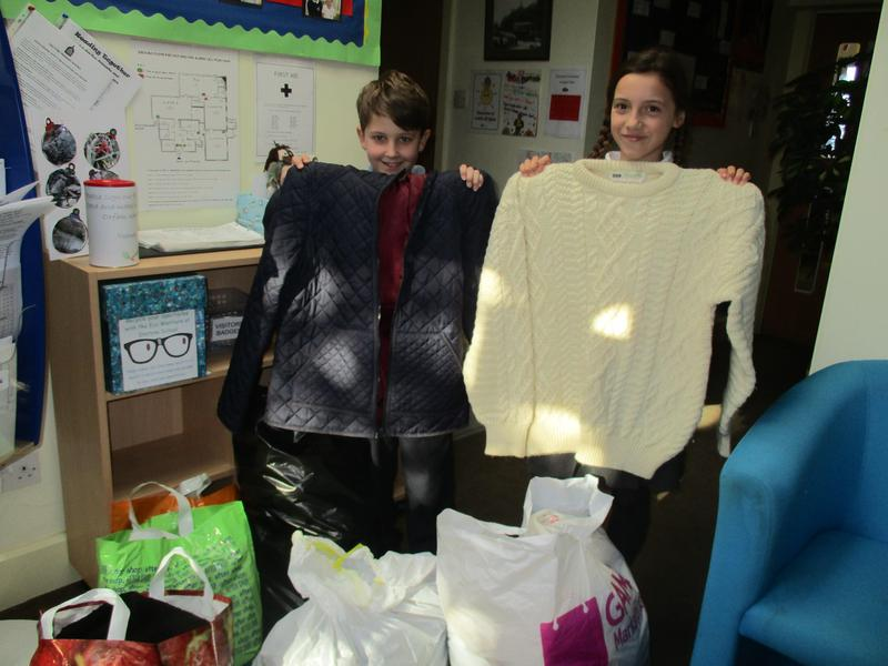 Coats for the Homeless Collection
