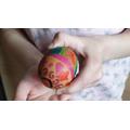Jessamy's egg angle 1