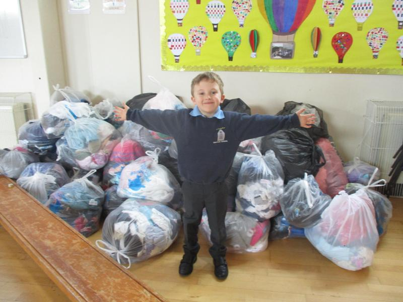Bags2school collection
