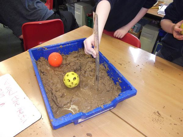 Asteroid Craters Investigation