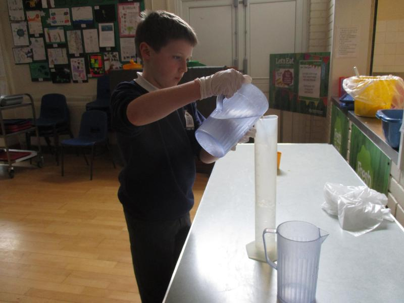 Drink all your drink! Measuring our wasted water.
