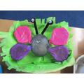 Year 6 winner: Butterfly by Scarlett