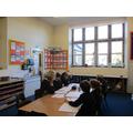 Shared classroom