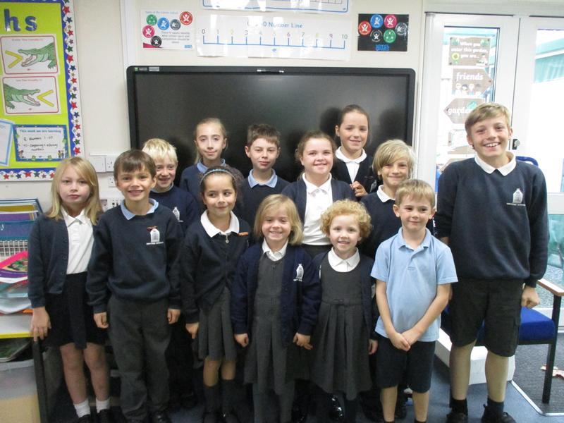 School Council Members Sept 2019