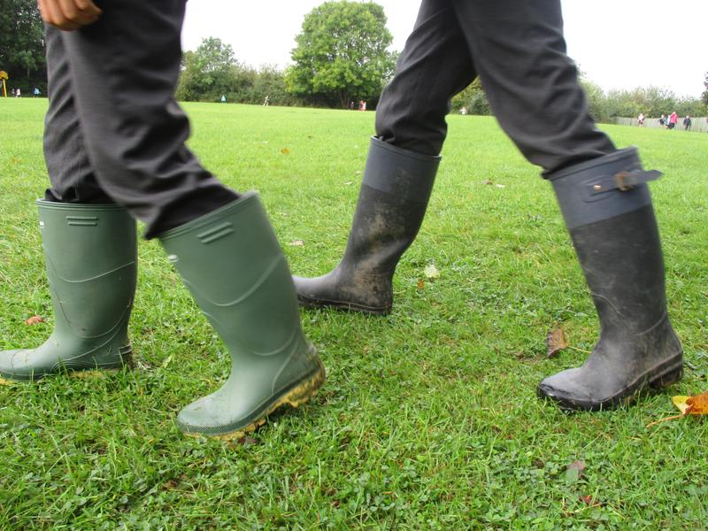 'Give Hunger the Boot' - Supporting Farm Africa