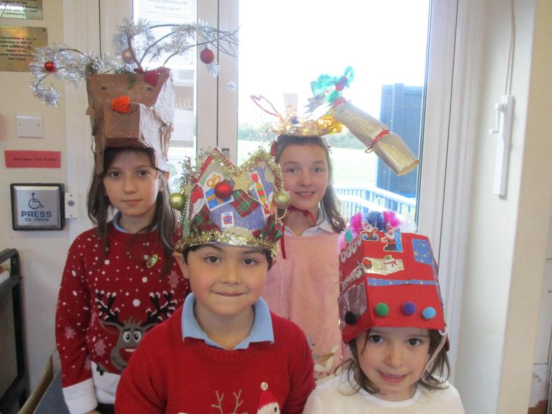 Our 2018 hat competition winners!